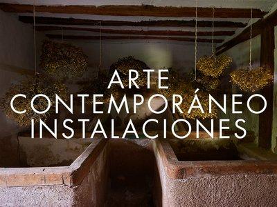 ARTE CONTENPORANEO – INSTALACIONES
