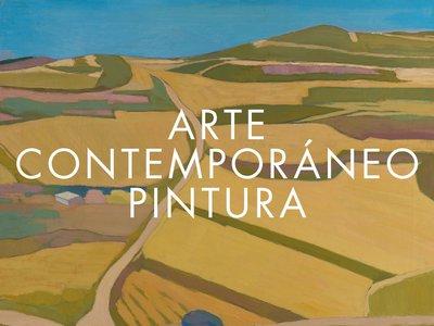 ARTE CONTENPORANEO – PINTURA