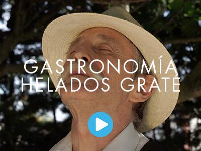 GASTRONOMÍA – HELADOS GRATE