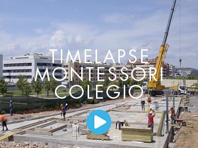 TIMELAPSE MONTESSORI COLEGIO